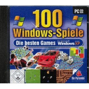 100 Windows-Spiele. CD-ROM für Windows 98/ME/XP Home/XP Professional.
