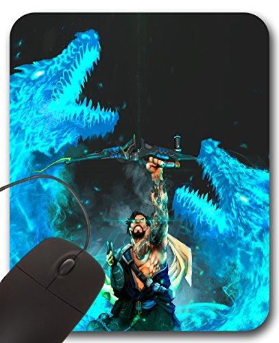 Mousepad-Overwatch-Hanzo-B-Mauspad-Overwatch-Blizzard-OW