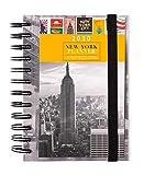 Erik - Agenda Journalier 2020 New York - Janvier à Décembre