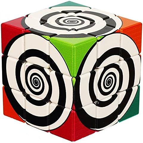 Aquamarine - V Cube Fun 3 Funky Spirals, cubo mágico (107.0)