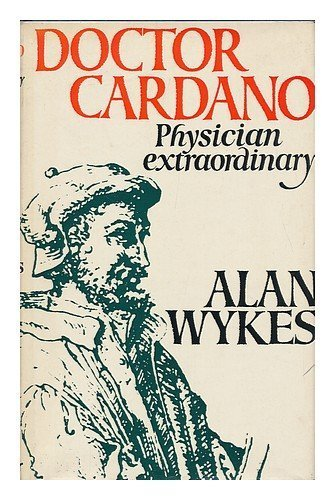 Doctor Cardano by Alan Wykes (1969-10-01)
