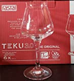Rastal - paquete de 6 vasos Universal Beer Tasting modelo TEKU 3.0 - 42 cl. (14,8 Imp.fl.oz.)