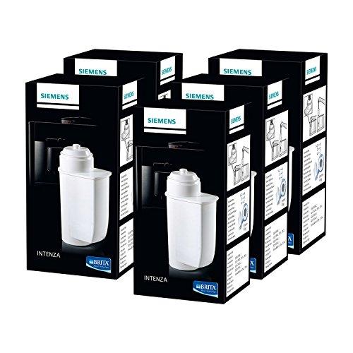 5x SIEMENS BRITA Intenza Wasserfilter (TZ70003)