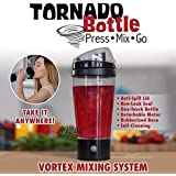 Max Home Electric Protein Shaker Blender Water Bottle Automatic Movement Vortex Tornado Transparent Multifunction Smart Mixer Cup