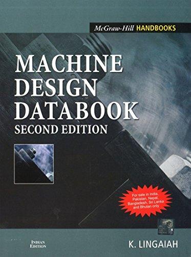 Machine Design Databook - Second Edition