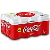 Coca Cola Light Refresco - Pack de 12 x 33 cl - Total: 3960 ml