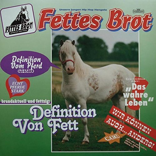 Definition von Fett [Schallplatte LP Vinyl Maxi-Single]