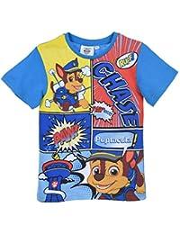 488687de4b246 Amazon.fr   Nickelodeon - T-shirts à manches courtes   T-shirts ...