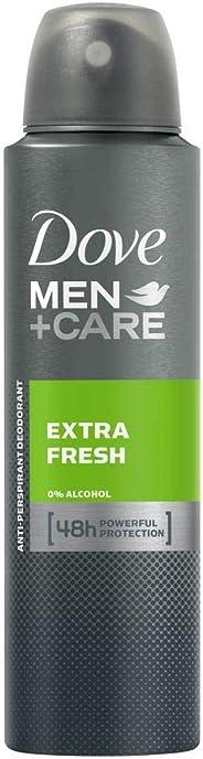 Dove Men+Care Antiperspirant Deodorant Extra Fresh, 150ml