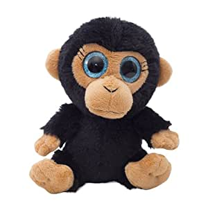 Wild Planet - All About Nature - K7862 - Peluche - Singe - 15 Cm