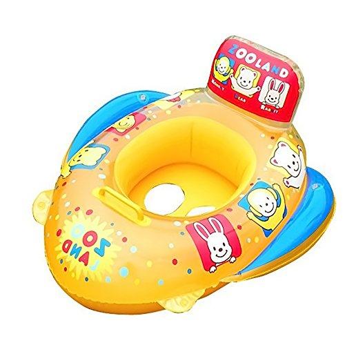 Vococal - Gonfiabile Anello Sedile per Nuotare Piscina / Sedia Barca Galleggiante per Bambini Bambine Neonati,Modello Animale