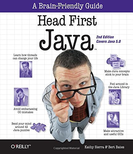 Head First Java por Kathy Sierra