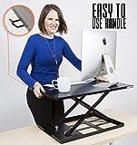 Bureau debout / assis à hauteur réglable X-ELITE PRO...