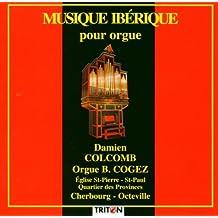 Musique Ibérique pour Orgue