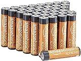AmazonBasics Performance Batterien Alkali, AAA, 36 Stück (Design kann von...