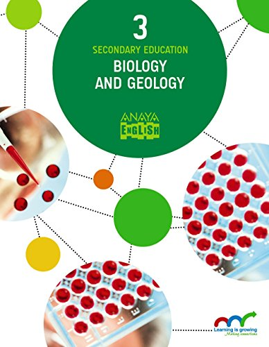 Biology and Geology 3. (Anaya English) - 9788467852219 por Concepción Plaza Escribano