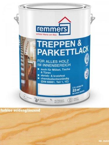 Remmers Aidol Treppen- & Parkettlack - farblos seidenglänzend 750ml