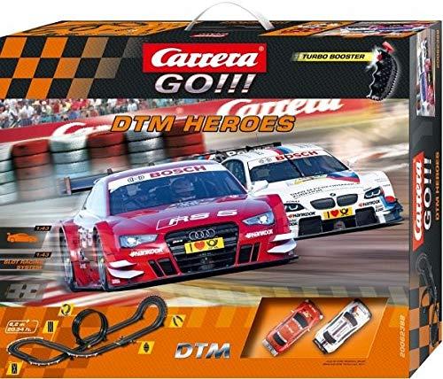 Carrera 20062388 Circuit de Course Noir