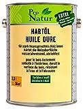 Pro Natur Hartöl 2,5L farblos matt Innenöl Möbelöl Treppe Boden