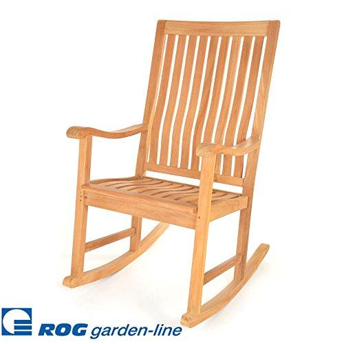 ROG garden-line TL8191: TEAK SCHAUKELSTUHL HONOLULU