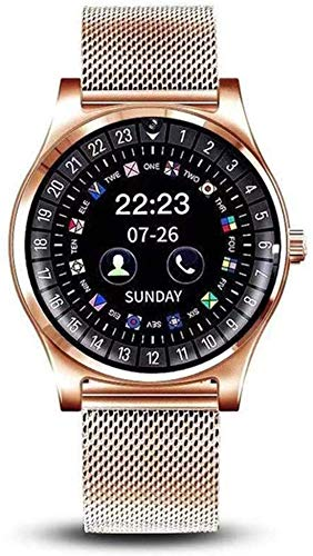 Qin~xiao Bluetooth Smart Uhren R69 Fitness Tracker-Farbbildschirm Smart Watch Armband Schlafüberwachung Sport-Uhrenarmband for Männer und Frauen Smartwatch Uhr für Männer Frauen Kinder (Color : C)