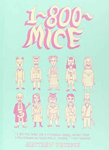 1-800-mice (Picturebox Books)