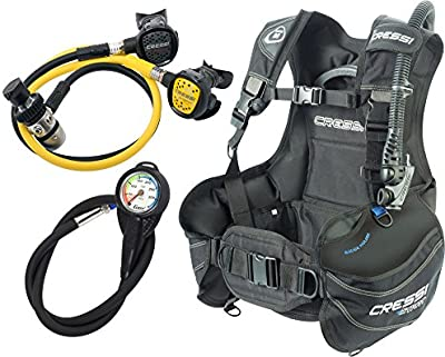 Cressi Inmersión Start Scuba Diving Juego – cressi: Italian Quality Since 1946