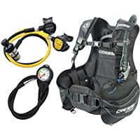 Cressi Tauch Start Scuba Diving Set - Cressi: Italian Quality Since 1946