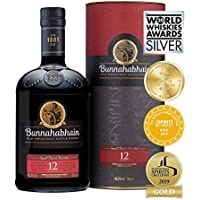 Bunnahabhain 12 Year Old Single Malt Whisky, 70cl