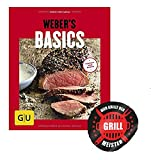 Weber Basics (GU s Grillen) der Grillspaß für Einsteiger +Grillmeister Sticker by Collectix