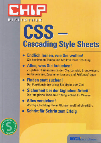 CHIP-Bibliothek: CSS - Cascading Style Sheets