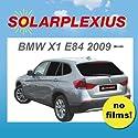 Autosonnenschutz BMW X1 E84 Solarplexius ab Baujahr 2009 26628-7