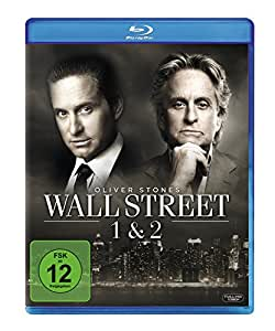 Wall Street 1 + 2 [Blu-ray]