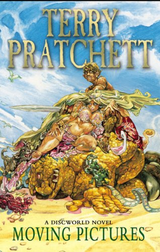 Moving Pictures: (Discworld Novel 10) (Discworld Novels, Band 10) -