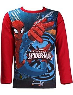 Spiderman Sweatshirt Pullover Langarmshirt (UN530)