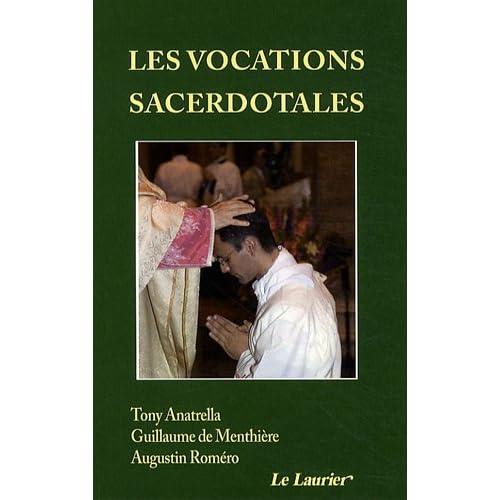 Les vocations sacerdotales