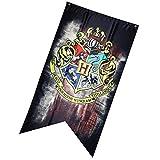 Create Idear 100x 75cm, Harry Potter Wappen, Uni, US-Flagge, Home Décor