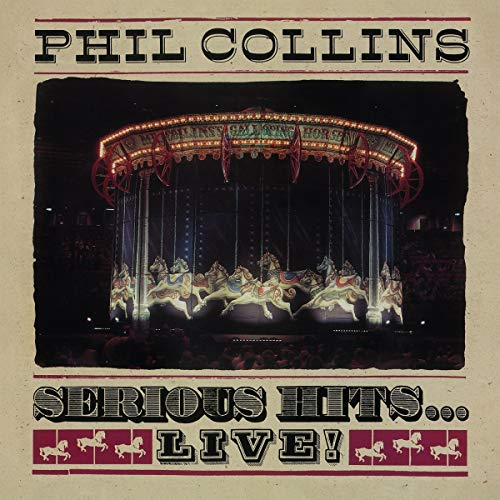 Serious Hits…Live! (Remastered)
