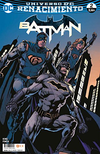 Batman 57/2 (Batman (Nuevo Universo DC))