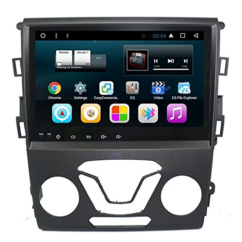 pour Honda CRV 2007 2008 2009 2010 2011 Android 8.1 Radio GPS Navi St/ér/éo WiFi 3G RDS Lien Miroir FM AM BT Audio Vid/éo 64GB Bluetooth Support Rear Camera