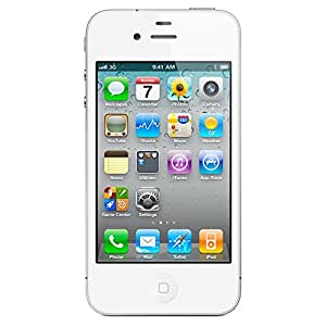 Apple iPhone 4S - 16GB (EU, White)
