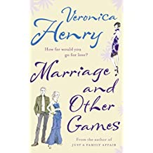 Marriage And Other Games (English Edition)