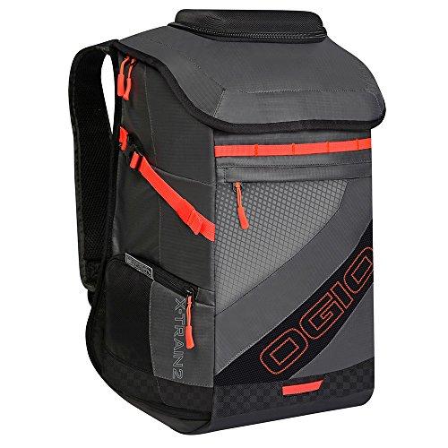 Ogio Laptop-rucksäcke (OGIO X-Train 2, Multifunktions Fahrrad- und Sportrucksack mit Laptop-Fach, Dark Gray/Burst)
