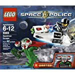 LEGO Space Police Squidmans Escape (5969)