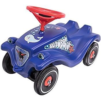BIG Spielwarenfabrik 800056118 Classic Tropic Flamingo Bobby-Car Turquoise