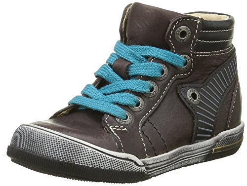 GBBNabil - Sneaker Bambino , Marrone (Marron (14 Vte Marron/Turquoise Dpf/Manbo)), 29