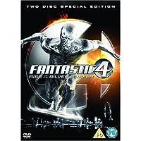 Fantastic Four - Rise Of The Silver Surfer (2 Disc Special Edition) [Edizione: Regno Unito] [Edizione: Regno Unito] - Trova i prezzi più bassi su tvhomecinemaprezzi.eu