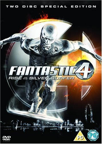 Bild von Fantastic Four - Rise Of The Silver Surfer (2 Disc Special Edition) [2007] [DVD] by Ioan Gruffudd