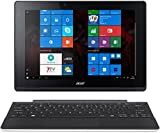 Acer Aspire Switch 10 E (SW3-013) 25,6 cm (10,1 Zoll HD IPS) Convertible Laptop (Intel Atom Z3735F, 2GB RAM, 32GB eMMC, Intel HD Graphics, Win 10 Home) weiß