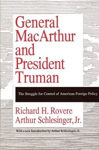 General MacArthur & Pres Truman: The Struggle for Control of American Foreign - Pres Douglas